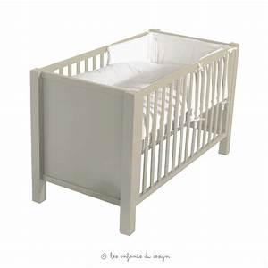 Lit Design Enfant : lit b b marie sofie grisato quax pour chambre enfant les enfants du design ~ Teatrodelosmanantiales.com Idées de Décoration