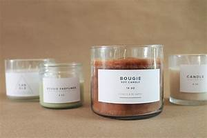 diy candle makeovers almost makes perfect With candle labels and packaging