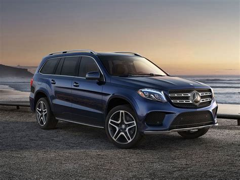 10 Top Luxury Suvs With A 3rd Row