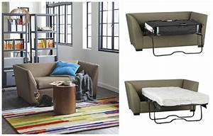 Small and stylish sleeper sofas for Small office sofa bed