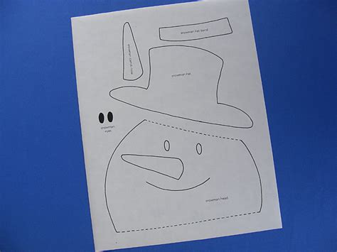snowman applique pattern shiny happy world