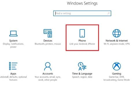 windows 10 build 16251 lets you link your phone to a pc improves boot up times