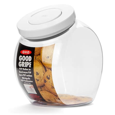 Product Of The Week A Ufo Cookie Jar by Oxo Grips Pop Medium Cookie Jar 2 8l S Of
