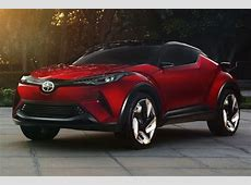 2018 Toyota CHR Review, Price, Specs, Interior, Pictures