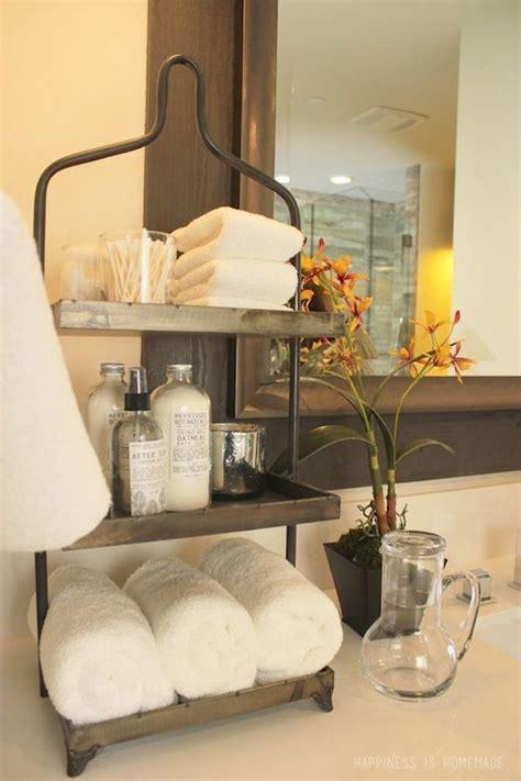 Bathroom Countertop Storage Ideas by 25 Best Ideas About Bathroom Counter Organization On