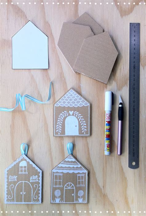 diy recycled cardboard christmas decorations sarbe