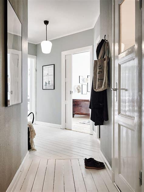 duo scandinave idee deco entree maison decoration