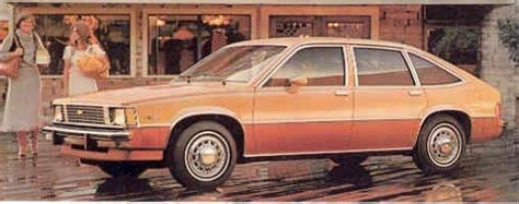 Chevrolet Citation - Car Photo Gallery