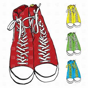 Sneakers Clipart (93+)