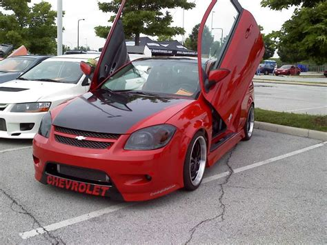 Modification Ss by Chevrolet Cobalt Ss Modification Car Modification