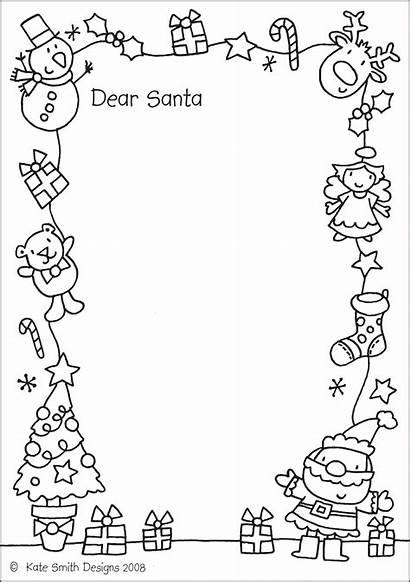Santa Ie Letter Letters Short Cool Sweet