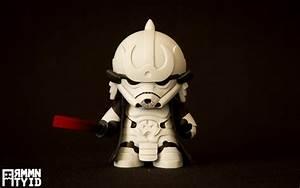 Menacing, Stormtrooper, Samurai