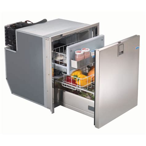 isotherm drawer 65 drawer style refrigerator with freezer drawer west marine