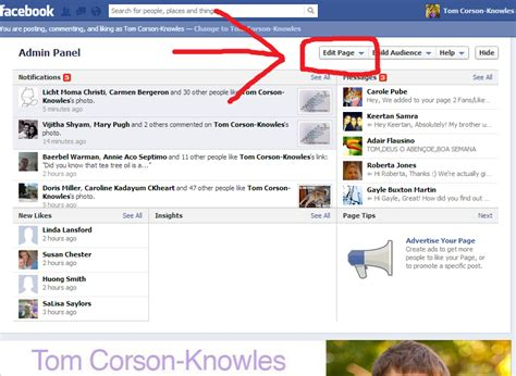 how to make a fan edit video how to create a facebook fan page for your business