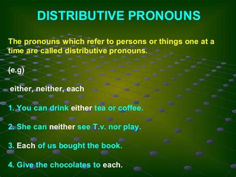 types  nouns  pronouns