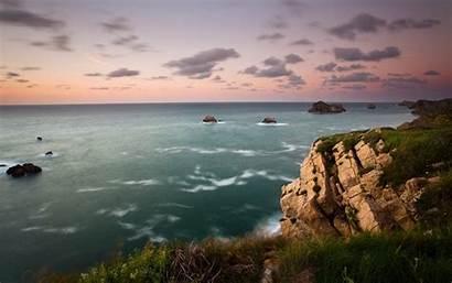 Spain Cantabria Wallpapers Asturias Desktop Daily Mar