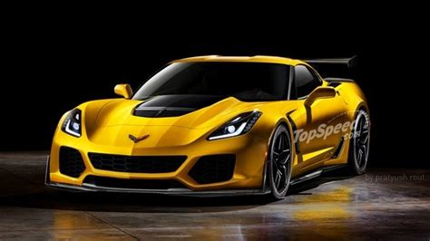 2018 Chevrolet Corvette Zr1 Review