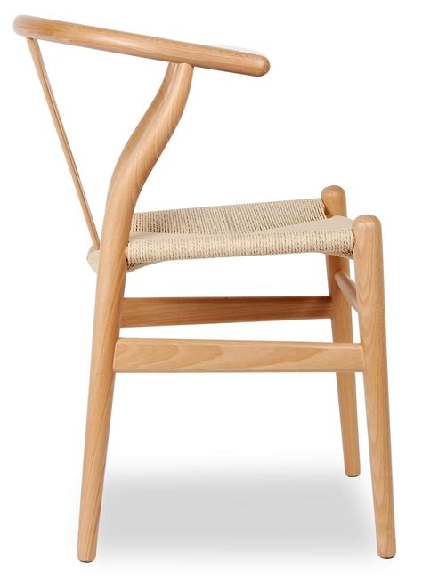 wood wishbone y chair black dining chairs
