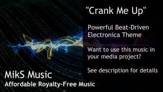 Energetic Royalty-free Background Music For News And