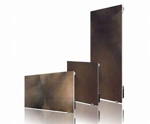 Radiateur Electrique Vertical 2000w Design : radiateur lectrique vertical inertie couleur sable ~ Premium-room.com Idées de Décoration