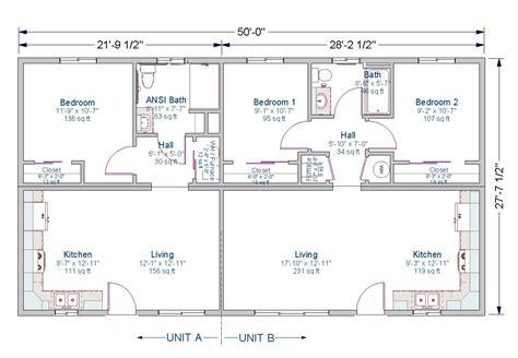 stunning  bedroom unit floor plans   house plans