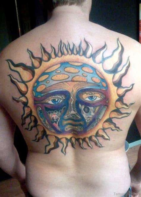 latest sun tattoos
