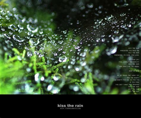 Kiss The Rain(雨的印记)