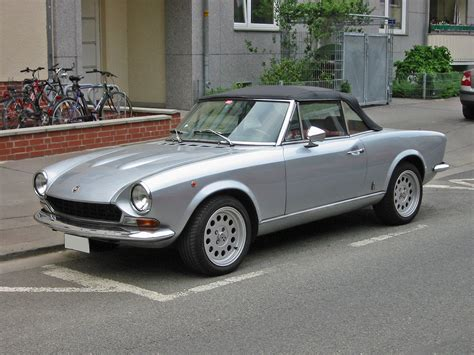 Fiat Spider Parts by Fiat 124 Spider Image 2