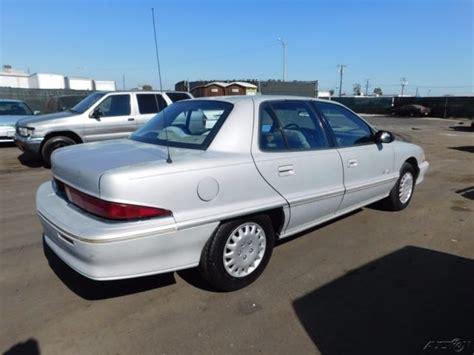 1993 Buick Skylark by 1993 Buick Skylark Custom Used 3 3l V6 12v Automatic Sedan