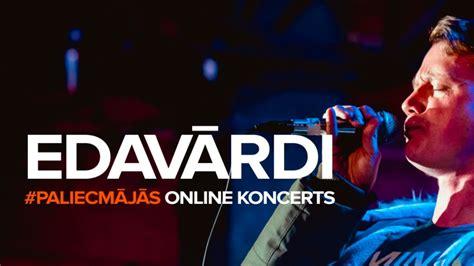 #Paliecmājās online koncerts - YouTube