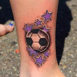 Soccer Tattoos Designs, Ideas and Meaning | Tattoos For You