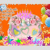Happy Birthday Cakes With Candles For Best Friend   550 x 458 animatedgif 790kB
