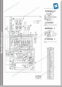 Caterpillar 330l 330ln Excavator Wiring Diagram