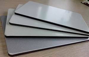 Panneau Composite Aluminium : enseigne panneau composite aluminium panneau nid d ~ Edinachiropracticcenter.com Idées de Décoration