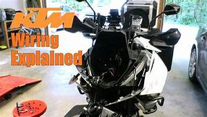 Ktm 1190 1290 Accessory Wiring Explained