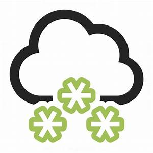 Cloud Snow Icon & IconExperience - Professional Icons » O ...