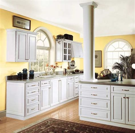 yellow kitchens with white cabinets 12 best images about and s kitchen on 1988