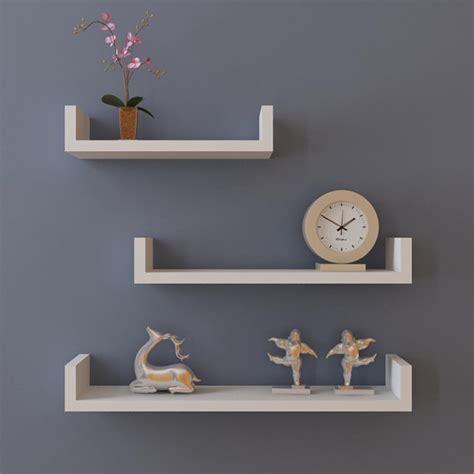 shelves hanging  wall  decor