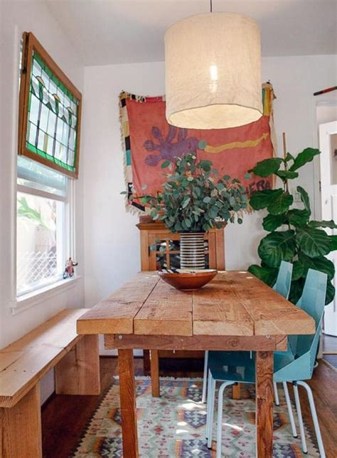 Best 25  Bohemian dining rooms ideas on Pinterest