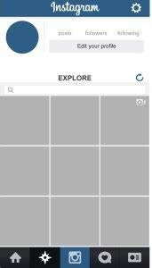 Printable Instagram Template for Student Activities ...