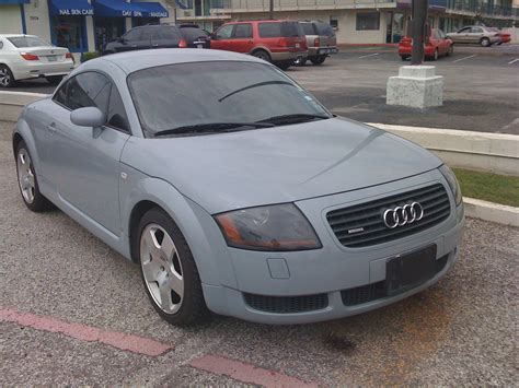 2001 Audi Tt Specs by Balfore 2001 Audi Tt Specs Photos Modification Info At