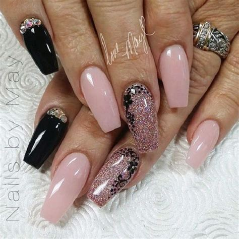 Coffin nails could be exactly what you need in your life. 58 Creative Coffin Nail Designs For This Season