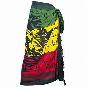 Rasta and Reggae Africa Sarong RastaEmpire com