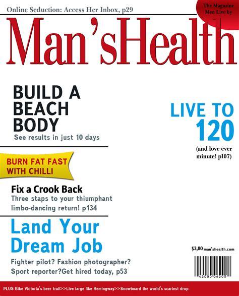 free magazine cover template magazine cover template best template idea