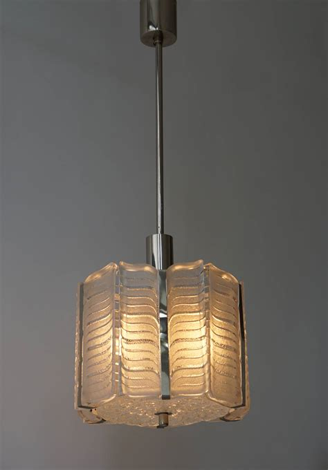 italian murano glass pendant light for sale at 1stdibs