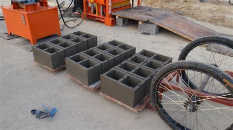 qtj     hollow block making machine manual