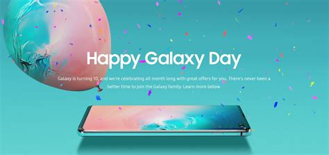 happy galaxy day deal get free youtube premium membership