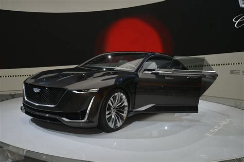 Cadillac Buick by Exploring Cadillac S Two Sides With The Escala
