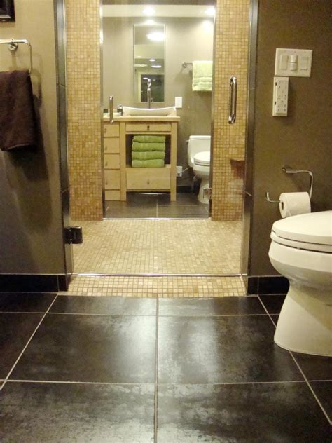 beautiful bathroom floors from diy network diy