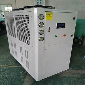 manufacturer of air cooled chiller for blow molding ...